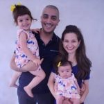 Dr. Liron Gamzeh and Family