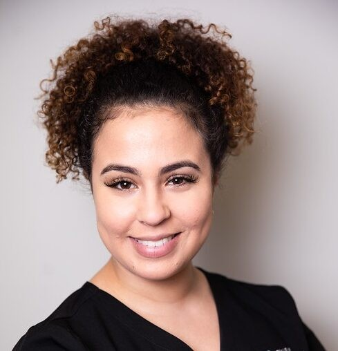 Madison Gallucio - Receptionist